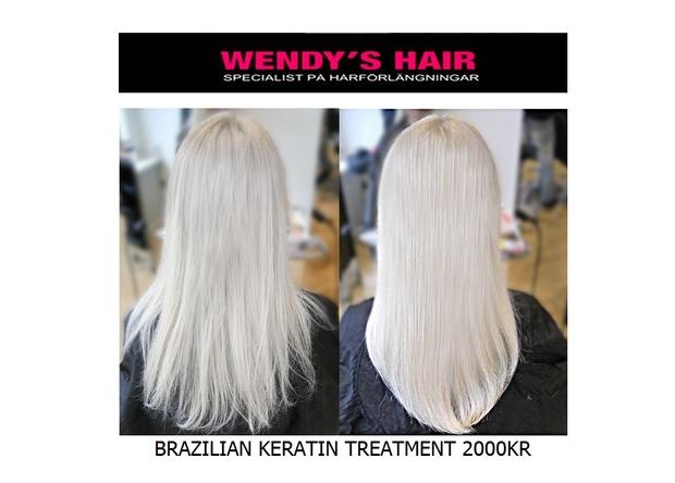 Brazilian Keratin Treatment, keratinbehandling, brazilian blowout,wendys hair