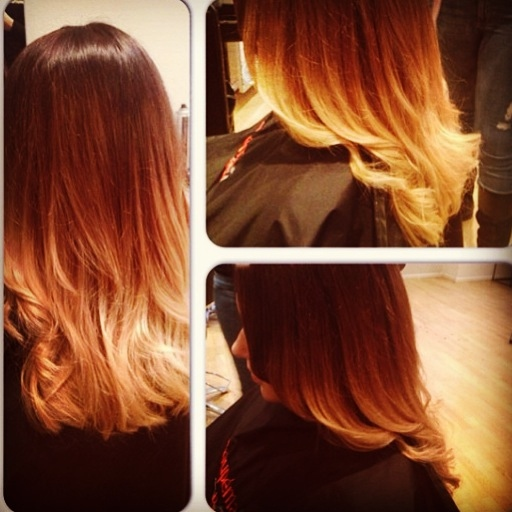 ombre, wendys hair