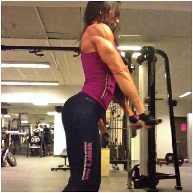 adriana kuhl, sats odenplan, styrketräning, bodybuilding, fitness