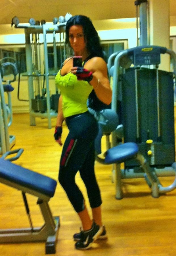 fitness, fitnessfestivalen, adriana kuhl, bodybuilding