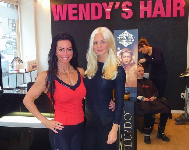 Adriana Kuhl, Wendys Hair, Alexandra Bring