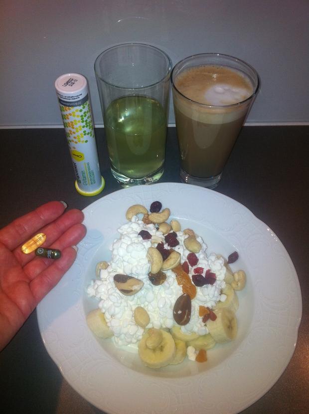 Hälsosam mat,frukost,f