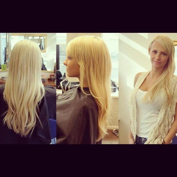 Paulina Danielsson, Paow, Wendys Hair, hårförlängning, löshår, Glorious, hairextensions, frisör stockholm