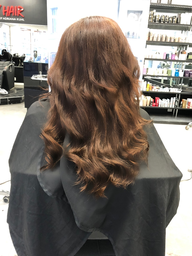 Raw hair by AdrianaKuhl