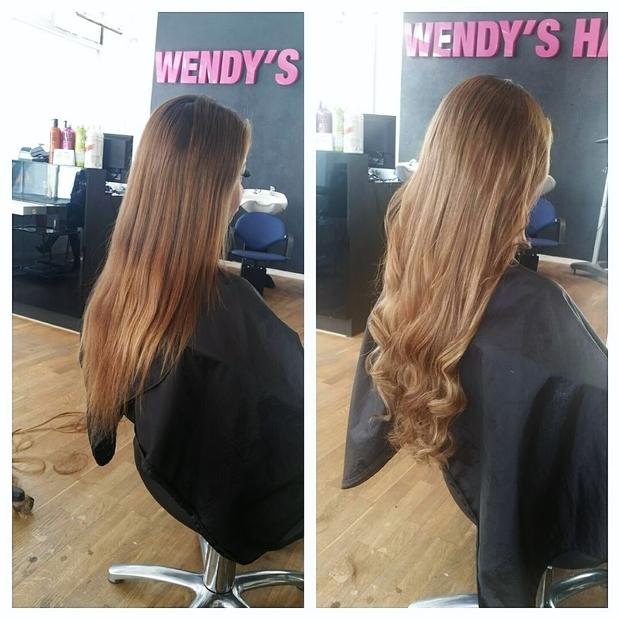 hårtips långt hår