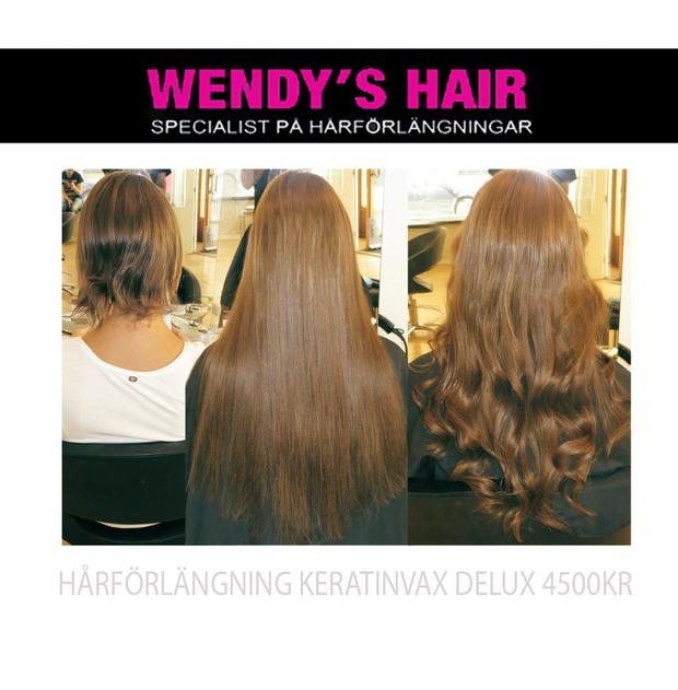hårförlängning stockholm extensions